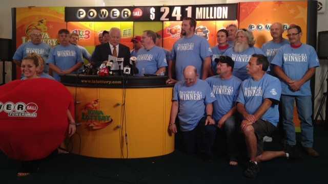 Powerball winners