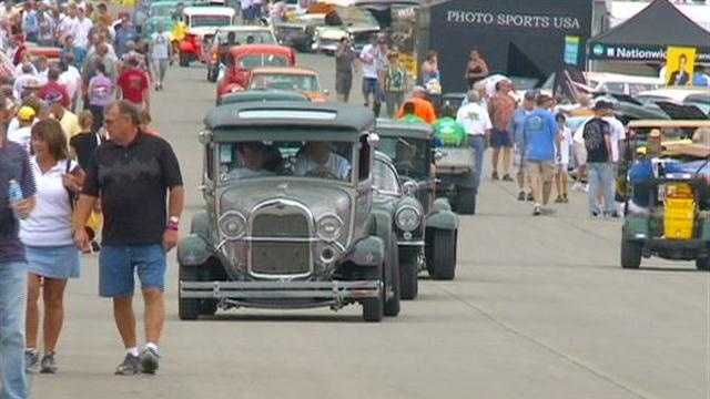 If you're a fan of classic cars, you'll want to head to the Iowa State Fairgrounds this weekend.