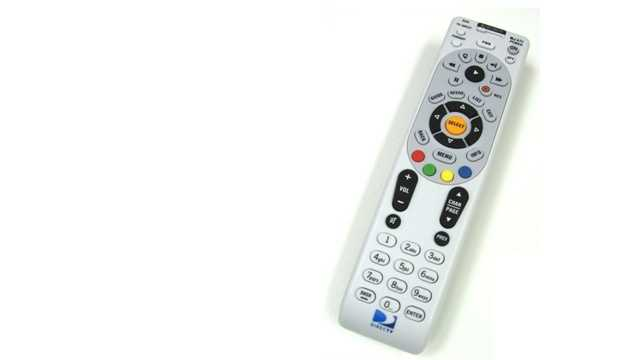TV remote directv