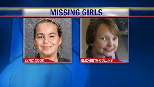 Update on missing girls search