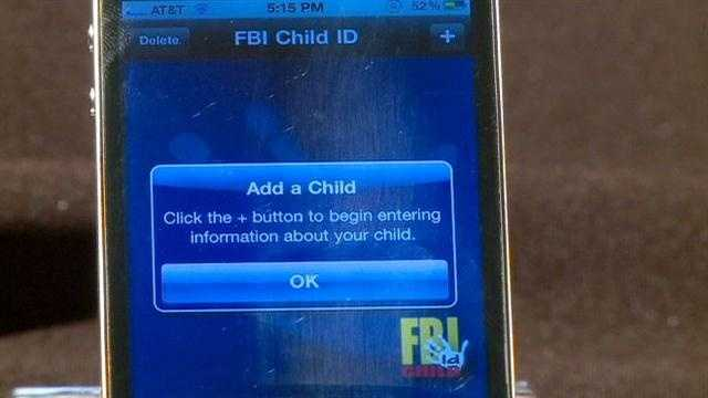 The FBI is urging parents to pick up their smartphone and download a potentially life-saving app.