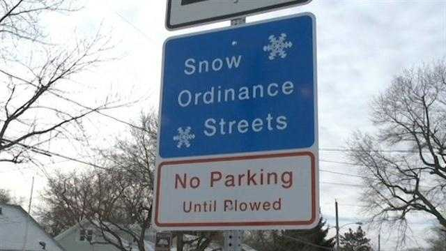 City officials are considering banning parking from nearly every street in Des Moines this winter to help clear snow faster.