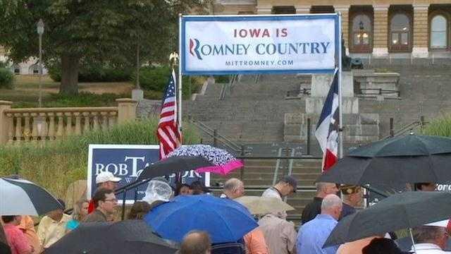 Romney Rubio Event