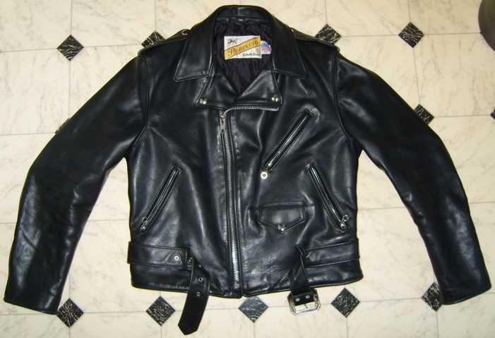 Leather apparelphoto by Crippe