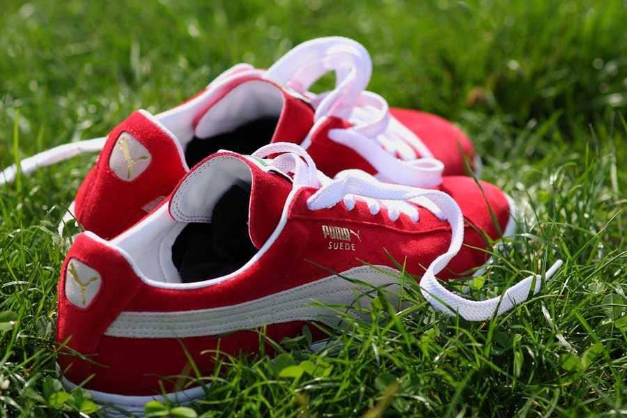 Running Shoesphoto by Vincent van der Heijden