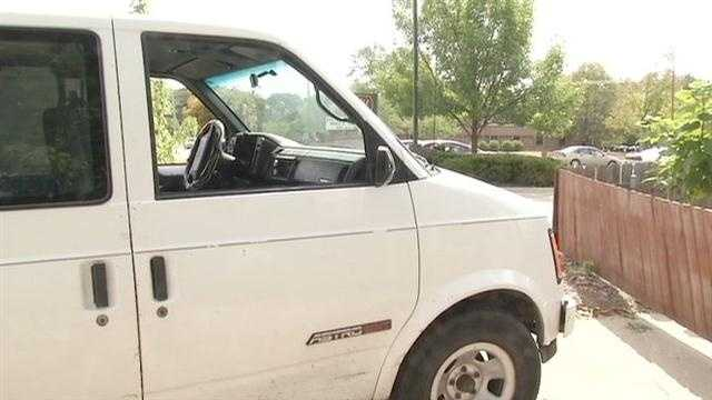 Parents were on high alert Thursday after multiple reports about a suspicious white van over the summer.
