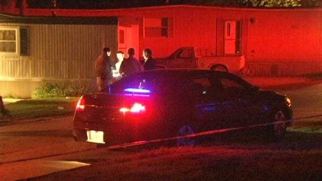 Authorities said undercover officers were involved in a fatal shooting overnight.