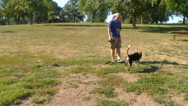 Des Moines' newest dog park is set to open next month, even though it looks like construction has finished.