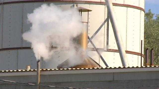 Des Moines inspectors said a rendering plant downtown is to blame for last week's odor alert.
