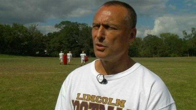 Tom Mihalovich, Lincoln High School coach