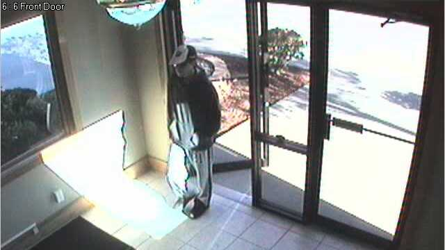 Credit union robbery grinnell