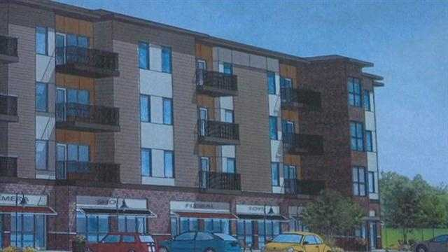 A $35 million housing development will bring big changes to downtown Des Moines.