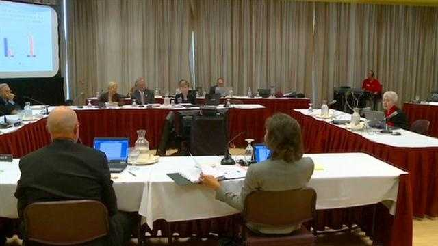 Regents talk about scholarships, tuition