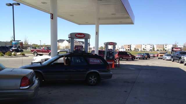 Cheap gas line 2