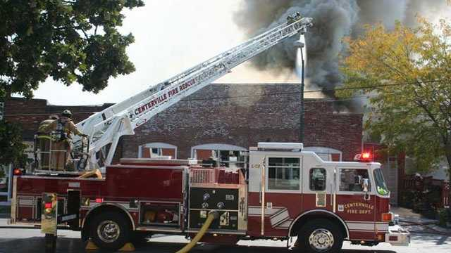 Centerville fire