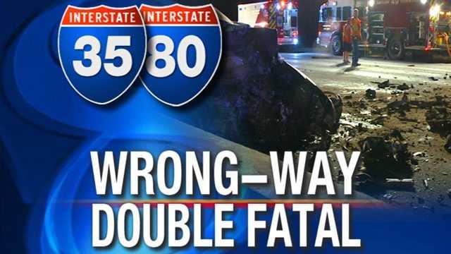 Crash double fatal graphic