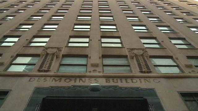 A neglected downtown building is getting a new lease on life as city leaders prepare to undertake a new big renovation project.
