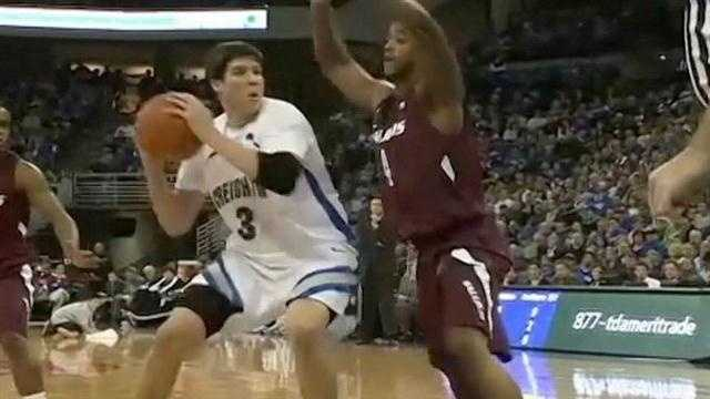 Doug McDermott's humility off the court belies his ability on it. The nation's basketball writers have taken notice.