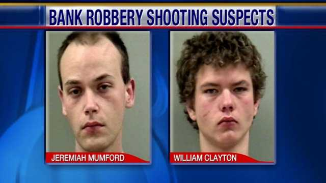 Frederika robbers arrested