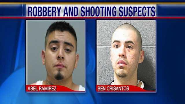Marshalltown robbery suspects