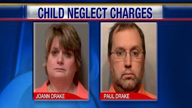 Drake child neglect paul joann