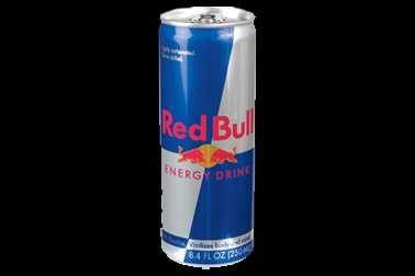 Perhaps the first popular energy drink, Red Bull originated in Austria and is now sold in over 100 countries.  Each 8.4 ounce drink packs 80 mgs of caffeine