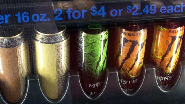 People all over the world gulp energy drinks to get a boost. But just how much caffeine is in each drink?