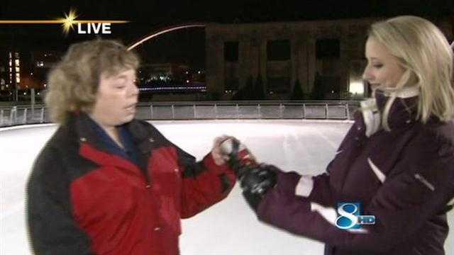 Brenton Skating Plaza opened on Nov. 15, 2012. This year it's Nov. 14.