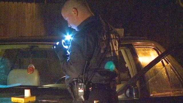 Des Moines police are investigating an overnight carjacking.