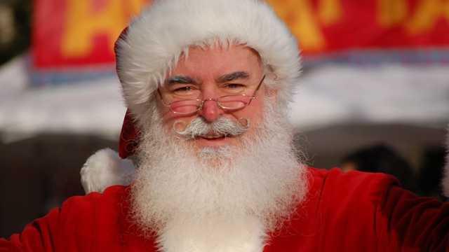 Santa Claus blurb