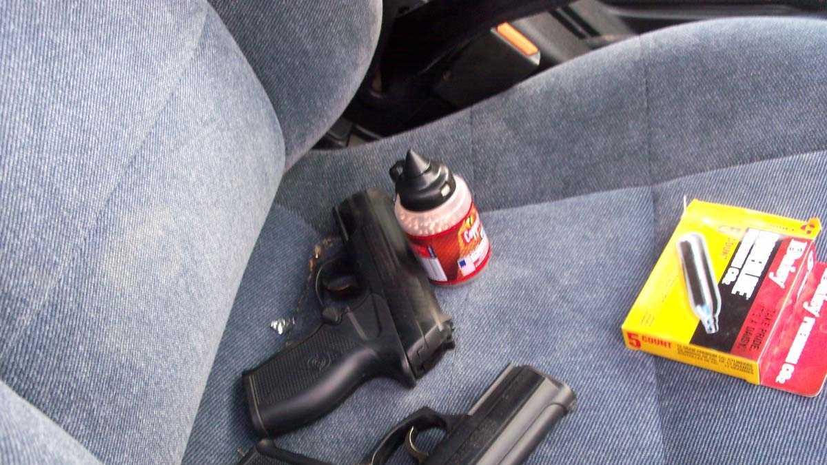 Ankeny BB Guns