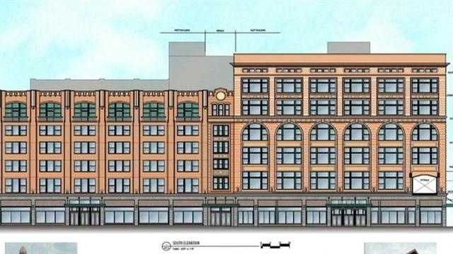 Another big development is in the works for downtown Des Moines.