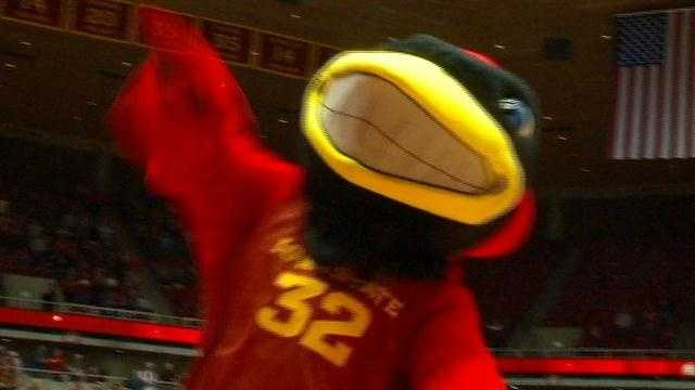 The Cyclones will be entering their Finals Week with reason to smile