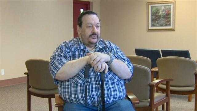 A former patient of Dr. Daniel Baldi said he has had a tough time finding a new doctor.