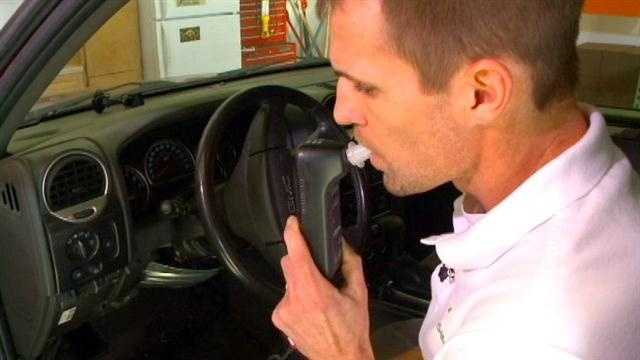 Breathalyzer ignition interlock device generic