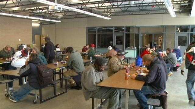New homeless shelter busier than ever