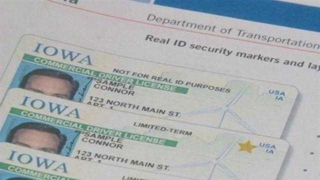 img-Iowa prepares to issue new driver s licenses
