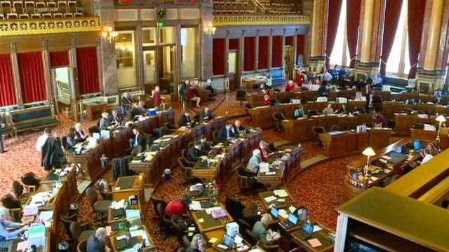The Iowa Legislature will begin a new session Monday to tackle the state's top priorities.