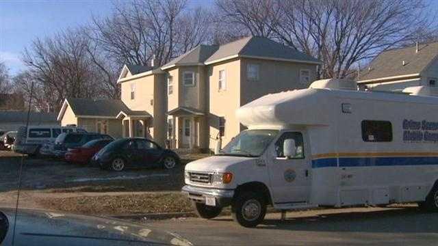 Woman's death treated as suspicious, police say