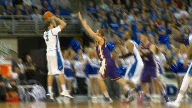 McDermott paces Creighton past UNI