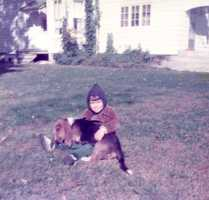 Christopher (2 1/2) - October 1974