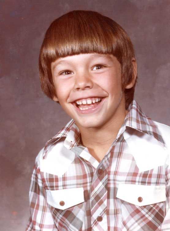 1st grade school picture