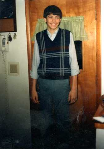 Before Honor Band, Freshman year at Mormon Trail High School - February 1986