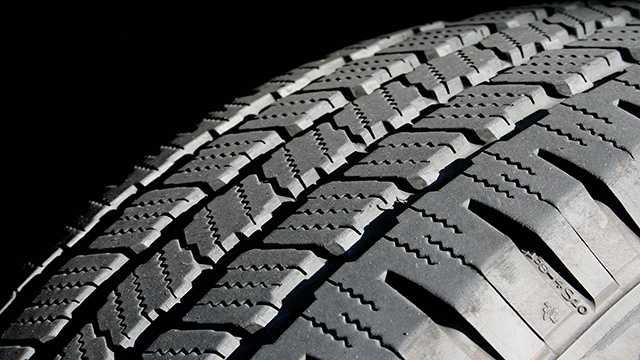 Tire tread CU generic