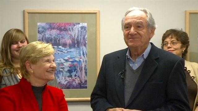 Sen. Tom Harkin announces retirement