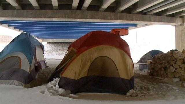 Officials talked about the risks and conditions inside Des Moines homeless camps during a hearing Thursday morning.