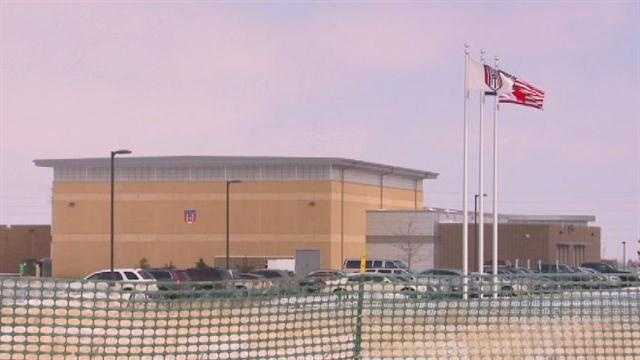 A new Job Corps center in Iowa is under an enrollment freeze.