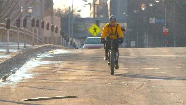 There's some big news brewing for central Iowa cyclists as city leaders are going to unveil a new plan designed to make Des Moines even more bicycle friendly.