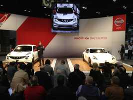 Check out the Nissan Juke Nismo, and the Nismo.