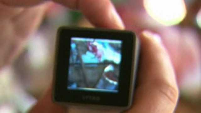 Camera generic blurry crime